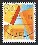 de Europa - Suiza -  First Class Mail