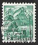 de Europa - Suiza -  Pilatus Mountain