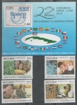 de America - Cuba -  CONGRESO UPAEP-LUCHA CONTRA LA DISCRIMINACIÓN SERIE COMPLETA