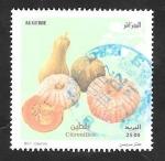 Stamps Algeria -  Calabazas