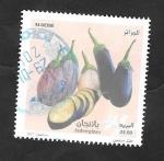 de Africa - Argelia -  Berenjenas