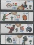 Stamps : America : Cuba :  TERCER CLASICO MUNDIAL DE BÉISBOL 2013