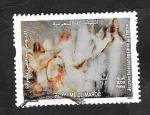 Stamps : Africa : Morocco :  1730 - Día Internacional de la Mujer