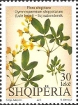 Stamps : Europe : Albania :  Flowers 1