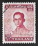 Sellos del Mundo : Asia : Tailandia : Rei Bhumibol Adulyadej