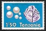 Sellos de Africa - Tanzania -  Perlas