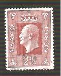 Stamps : Europe : Norway :  INTERCAMBIO