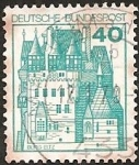 Stamps Europe - Germany -  Eltz Castle (GFR)