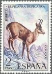 Sellos de Europa - España -  ESPAÑA 1972 2103 Sello Nuevo Serie Fauna Hispanica Rebeco