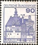 Stamps Europe - Germany -  Stronghold Vischering (GFR)