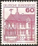 Stamps Europe - Germany -  Rheydt Castle (GFR)