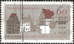 Stamps Europe - Germany -  City view (GFR)