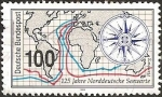 Stamps Germany -  Seawatch (GFR)