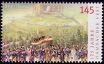 Stamps Europe - Germany -  May Feast at Hambach Castle (1832) (GFR)