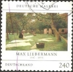 Stamps Europe - Germany -  Max Liebermann