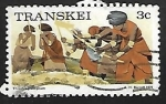Stamps Africa - South Africa -  Transkei - agricultura
