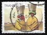 Stamps South Africa -  Transkey - Transportando agua del rio