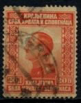de Europa - Yugoslavia -  YUGOSLAVIA_SCOTT 37.03 $0.2