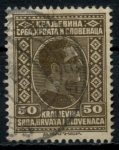 de Europa - Yugoslavia -  YUGOSLAVIA_SCOTT 42.03 $0.2