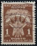 Sellos de Europa - Yugoslavia -  YUGOSLAVIA_SCOTT J67.04 $0.2