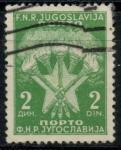 Stamps Yugoslavia -  YUGOSLAVIA_SCOTT J68.02 $0.2