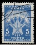 Stamps Yugoslavia -  YUGOSLAVIA_SCOTT J69.02 $0.2