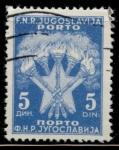 Stamps : Europe : Yugoslavia :  YUGOSLAVIA_SCOTT J69.04 $0.2