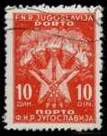 Stamps : Europe : Yugoslavia :  YUGOSLAVIA_SCOTT J70.01 $0.2