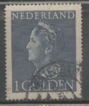 Stamps : Europe : Netherlands :  REINA GUILLERMINA--
