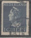 Stamps : Europe : Netherlands :  REINA GUILLERMINA-