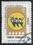 Stamps : Asia : Turkey :  Gente bailando