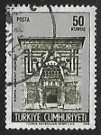 Sellos de Asia - Turquía -  Karathay Medresesi
