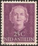 Stamps Netherlands Antilles -  Queen Juliana