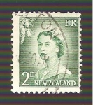 Stamps of the world : New Zealand :  INTERCAMBIO