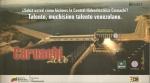 Stamps : America : Venezuela :  Central hidroeléctrica de Caruachi 2006 - Hojita de recuerdo