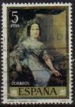 Sellos de Europa - España -  España 1973 2150 Sello º Pintor Vicente Lopez Portaña Isabel II Timbre Espagne Spain Spagna Espana E