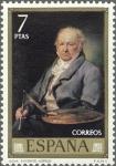 Sellos de Europa - España -  ESPAÑA 1973 2151 Sello Nuevo Pintor Vicente Lopez Portaña Goya