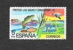 Sellos de Europa - España -  Protección de la Naturaleza