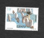 Stamps : Europe : Spain :  Edf 3341 - Micología
