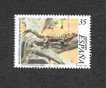 Stamps : Europe : Spain :  Fauna Española en Peligro de Extinción