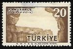 Sellos del Mundo : Asia : Turquía : Patrimonio Mundial de la Humanidad - Hieapolis