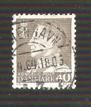 Stamps of the world : Denmark :  INTERCAMBIO