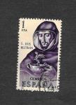 Sellos de Europa - España -  Forjadores de América.