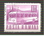 Stamps of the world : Romania :  INTERCAMBIO