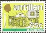 Stamps Netherlands Antilles -  St. Eustatius