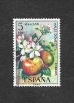 Stamps : Europe : Spain :  Edf 2258 - Flora