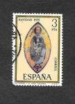 Sellos del Mundo : Europa : España : Edf 2300 - Navidad