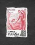 Stamps Spain -  Edf 2355 - Donantes de Sangre