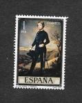 Sellos del Mundo : Europa : España : Edf 2429 - Pintura. Día del Sello