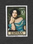Stamps : Europe : Spain :  Edf 2435 - Pintura. Día del Sello